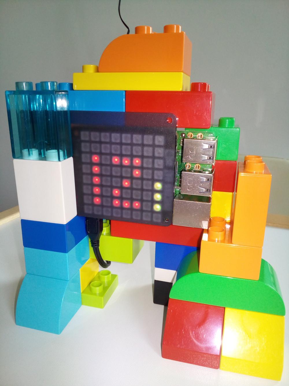 LEGO case